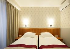 Avent Inn Васильевский | СПБ | м. Василеостровская | WI-Fi Стандартный двухместный номер с 1 кроватью или 2 отдельными кроватями