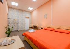 Финик | СПБ | м. Удельная | Wi-Fi Двухместный номер Делюкс с 1 кроватью и душем