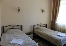 Боровое Учебный Центр   Катарколь   Парковка Бюджетный двухместный номер с 2 отдельными кроватями