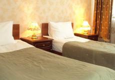 ПАХРА (город Подольск) 1-комнатный двухместный (две кровати)
