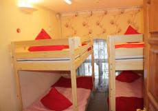 Лен Инн | м. Текстильщики | Парковка Кровать в общем четырехместном номере для мужчин и женщин