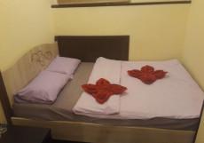 Хостел на Бауманской | м. Бауманская | Парковка Бюджетный двухместный номер с 1 кроватью