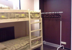 Хостел на Бауманской | м. Бауманская | Парковка Кровать в общем 6-местном номере для мужчин и женщин