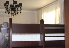 VividEcoHostel Сколково Кровать в общем 8-местном номере