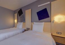Дом Отель Нео | Красноярск | Парковка Двухместный номер эконом-класса с 2 отдельными кроватями