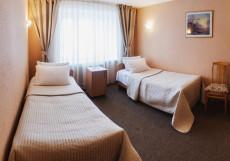 Булгар   Bulgar   Казань   Парковка  Двухместный номер с 2 отдельными кроватями и общей ванной комнатой
