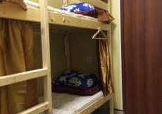 Кузьминки хостел - Hostel Kuzminki | м. Кузьминки | Парковка Кровать в общем четырехместном номере для мужчин и женщин