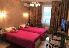 Crocus Star | Красногорск | м. Мякинино | WI-Fi Большой двухместный номер с 2 отдельными кроватями