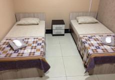 Рица | м. Автозаводская | Парковка  Двухместный номер с 1 кроватью или 2 отдельными кроватями и общей ванной комнатой
