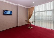 Рива | Riva Hotel | Баку | Парковка Двухместный номер Делюкс с 1 кроватью или 2 отдельными кроватями