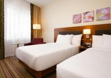 Hilton Garden Inn Volgograd | Хилтон Гарден Инн Волгоград | Парковка Двухместный номер с 2 отдельными кроватями