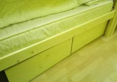 Рус-Арбат | м. Арбатская | WI-Fi Кровать в общем 6-местном номере для мужчин и женщин