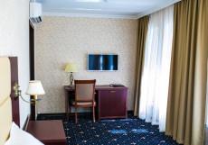 Собрание   Волгоград   Парковка Стандартный двухместный номер с 1 кроватью или 2 отдельными кроватями и балконом