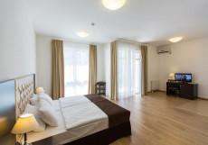 Апарт-отель Имеретинский Прибрежный квартал Апартаменты с 2 спальнями
