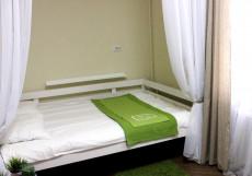 Nice hostel Krasnye Vorota  | м. Красные ворота Кровать в общем четырехместном номере для мужчин и женщин