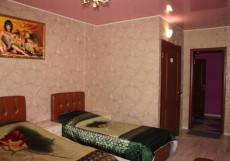 Уют | м. Лермонтовский Проспект | Wi-Fi Большой двухместный номер с 2 отдельными кроватями