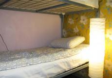 КОН-ТИКИ ХОСТЕЛ (м. Смоленская, Киевская) Классический двухместный номер с 2 отдельными кроватями