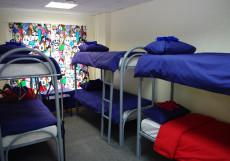 Новый Город (м. Свиблово, на Севере Москвы, САО) Кровать в общем 8-местном номере (мужской/женский)