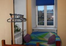 Moscow for You (м.Маяковская) Двухместный номер с 1 кроватью или 2 отдельными кроватями + дополнительной кроватью