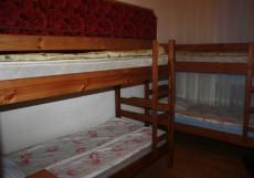 Moscow for You (м.Маяковская) Кровать в общем четырехместном номере