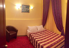 Xenia City Hotel Seligerskaya ( бывш. БОНЖУР ТАЛДОМСКАЯ) | ст. Ховрино | Дегунино | Бескудниково Одноместный номер эконом-класса без окна
