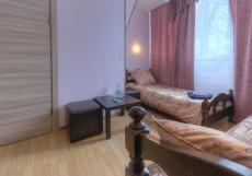 Домашний Жулебино   м. Лермонтовский Проспект   Парковка Двухместный номер с 2 отдельными кроватями