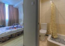 Домашний Жулебино   м. Лермонтовский Проспект   Парковка Двухместный номер Делюкс с 1 кроватью + дополнительная кровать