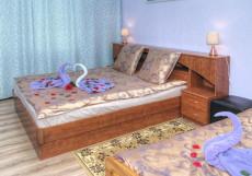 Домашний Жулебино   м. Лермонтовский Проспект   Парковка Трехместный номер с ванной комнатой