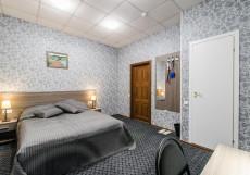 338 Отель  на Мира | СПБ | м. Горьковская | WI-Fi Стандартный двухместный номер с 1 кроватью и общей ванной комнатой