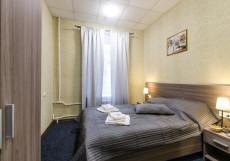 338 Отель  на Мира | СПБ | м. Горьковская | WI-Fi Бюджетный двухместный номер с 1 кроватью или 2 отдельными кроватями