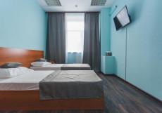 ЗАКРЫТ Бизнес-Турист | Барнаул Двухместный номер эконом-класса с 2 отдельными кроватями
