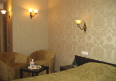 На Брестском | СПБ | м. Автово | WI-Fi Двухместный номер с  2-мя  отдельными кроватями