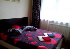 Комфорт Дмитровка  Двухместный номер с 1 двуспальной кроватью и дополнительной кроватью