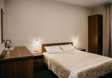 HitOtel   Волгоград   Парковка Стандартный двухместный номер с 1 кроватью