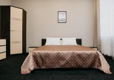 HitOtel   Волгоград   Парковка Улучшенный номер с 1 кроватью