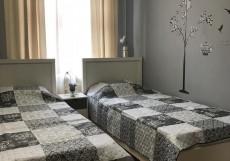 Прованс | м. Пушкинская, м. Чеховская | Wi-Fi Двухместный номер с 2 отдельными кроватями и общей ванной комнатой