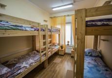 Олимп | м. Беговая | Парковка Кровать в общем 8-местном номере для мужчин