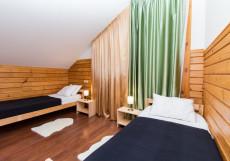 Рус-Экспо | м. Мякинино | Крокус Экспо | Парковка Двухместный номер с 2 отдельными кроватями и ванной комнатой