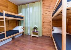 Рус-Экспо | м. Мякинино | Крокус Экспо | Парковка Кровать в общем четырехместном номере для мужчин и женщин