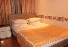 CityApart | м. Тверская | Пушкинская Двухместный номер с 1 кроватью и общей ванной комнатой