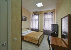 CityApart | м. Тверская | Пушкинская Двухместный номер с 1 кроватью и собственной ванной комнатой