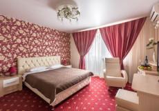 Myhotel24 Kristalin (САО, отель на Севере Москвы) Делюкс с 1 кроватью и ванной
