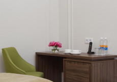 Чайковский Гранд Отель | СПБ | м. Чернышевская | Wi-Fi Стандартный двухместный номер с 1 кроватью или 2 отдельными кроватями