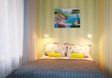 ГОРОДА - GORODA | м. Кантермировская Небольшой двухместный номер с 1 кроватью