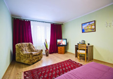 ГОРОДА - GORODA | м. Кантермировская Семейный номер с общей ванной комнатой