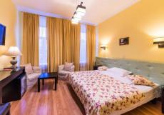 Гостевой Дом Nordwest (номера с джакузи и камином) Улучшенный двухместный номер с 1 кроватью или 2 отдельными кроватями