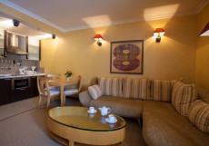 Шагала Резиденция Атырау Апартаменты с 1 спальней