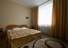 Спорт-Отель | Томск Улучшенный двухместный номер с 1 кроватью