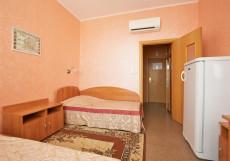 Спорт-Отель | Томск Двухместный номер с 2 отдельными кроватями и душем