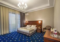 Лермонт | Lermont | Геленджик | Wi-Fi Стандартный двухместный номер с 1 кроватью или 2 отдельными кроватями и балконом